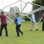 Moving the goalposts - again!