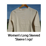 Women's Long Sleeved 'Sleeve Logo'