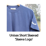 Unisex Short Sleeved 'Sleeve Logo'